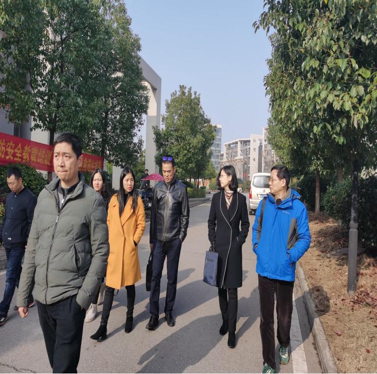 湖南省商业技师学院创建湖南省节水型公共机构工作获验收组一致好评